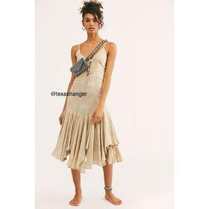 NWT Free People Mare Mermaid Dress S